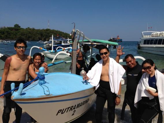 Dive Padang Bai Bali