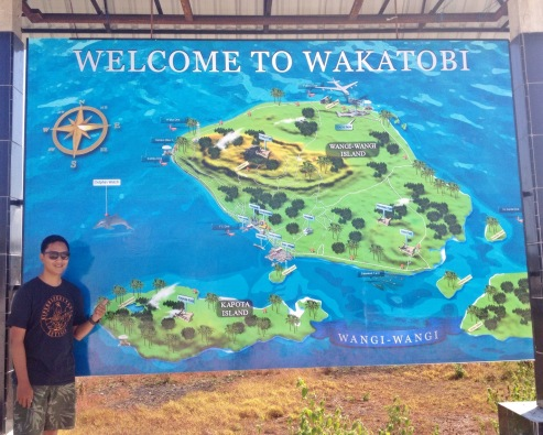 Welcome to Wakatobi
