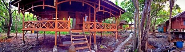 Lingkungan resort