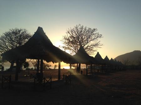 Sunset at Pantai Sabanjar